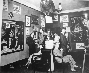 The First International Dada Exhibition(1920)