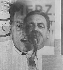 Kurt Schwitters, 1887-1948